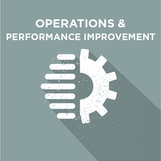 Operations and Performance Improvement